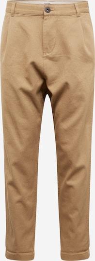 Pantaloni cutați 'JEFF ' JACK & JONES pe bej, Vizualizare produs