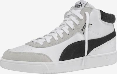 PUMA Sneaker 'Court Legend' in grau / schwarz / weiß, Produktansicht