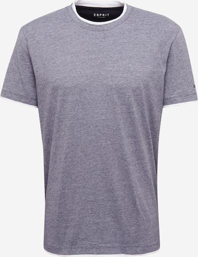 ESPRIT Shirt 'OCS N 2in1 cn' in navy, Produktansicht