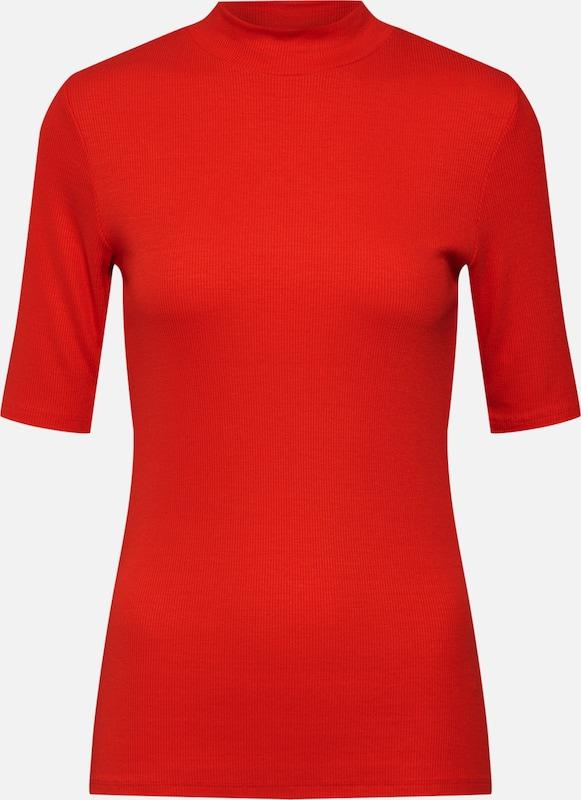 Rouge shirt T Modström En 'krown' KTlF1Jc5u3