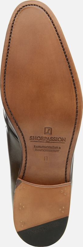 SHOEPASSION Schnürboots 'No. 601'