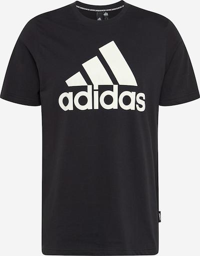 ADIDAS PERFORMANCE T-Shirt fonctionnel 'MH BOS Tee' en noir, Vue avec produit