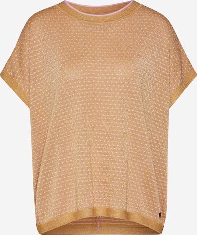 NÜMPH Pullover 'NUDARLENE' in gelb, Produktansicht