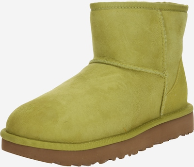 UGG Boots 'Classic Mini II' in limette / oliv, Produktansicht