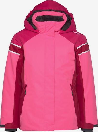 CMP Skijacke in pink / himbeer / cranberry / silber, Produktansicht