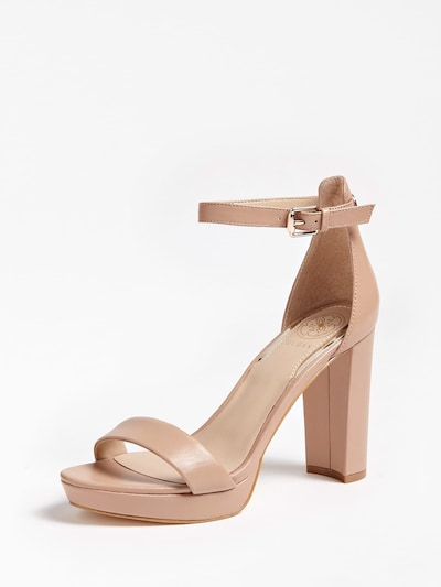GUESS Sandale 'Omere' in beige, Produktansicht