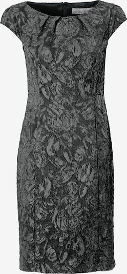 heine Robe fourreau en gris argenté / noir, Vue avec produit