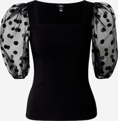 Marškinėliai iš River Island , spalva - juoda, Prekių apžvalga