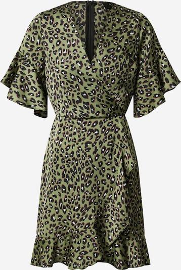 AX Paris Kleid in oliv, Produktansicht