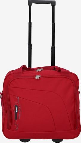 Gabol Businesstrolley in Rot
