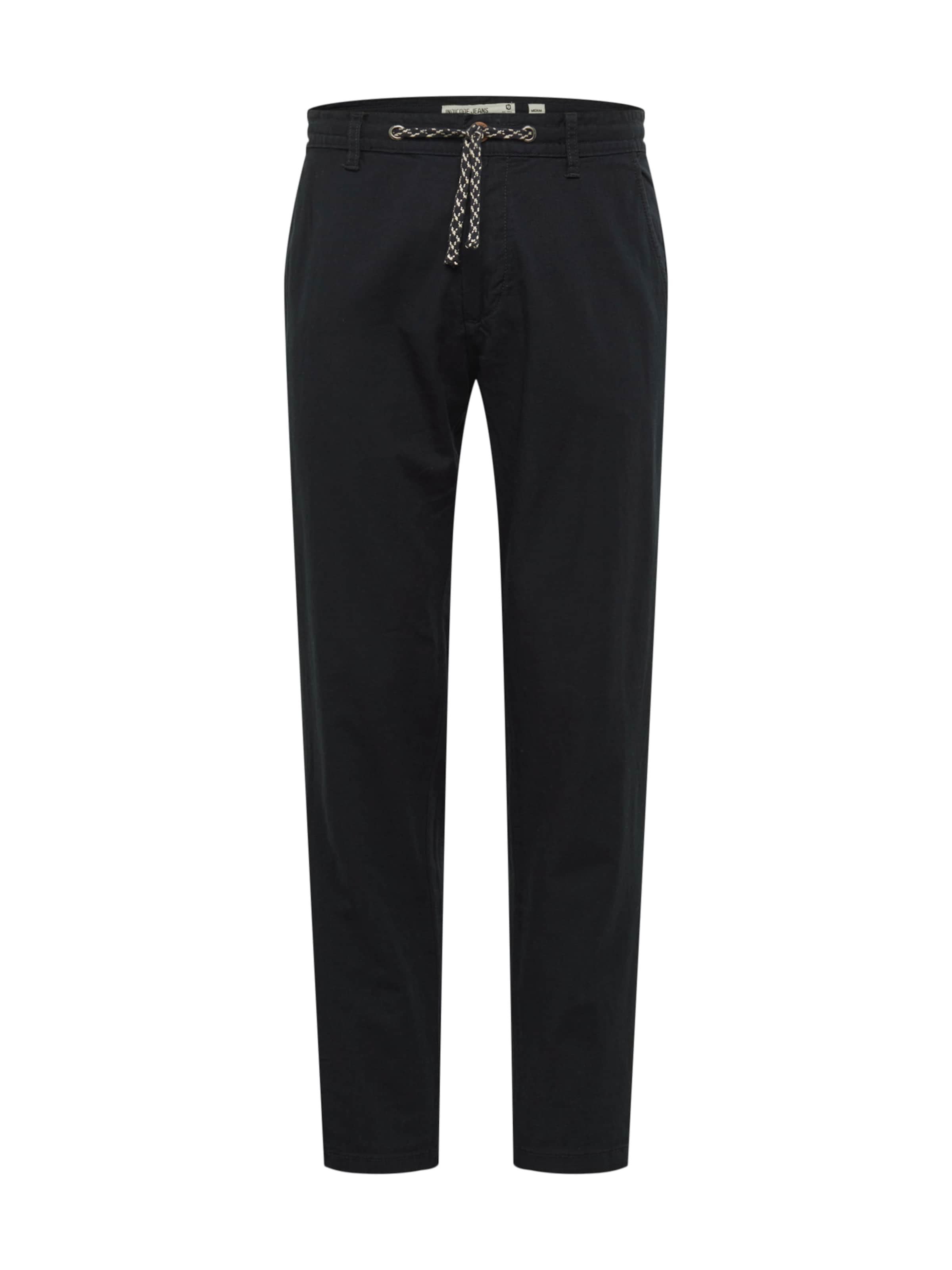 Pantalon Marine Indicode 'venedig' Bleu En Jeans w7PZq7Y1