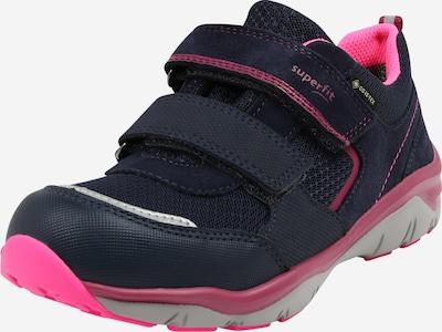SUPERFIT Sneaker 'SPORT' in marine / rosa, Produktansicht