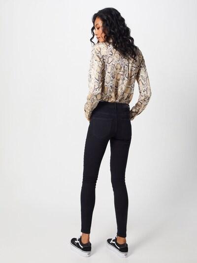 VERO MODA Jeans in black denim: Rückansicht