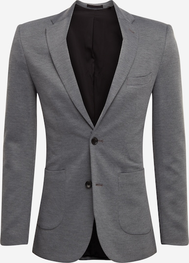 BURTON MENSWEAR LONDON Sako 'GREY PIQUE BLAZER' - šedá, Produkt