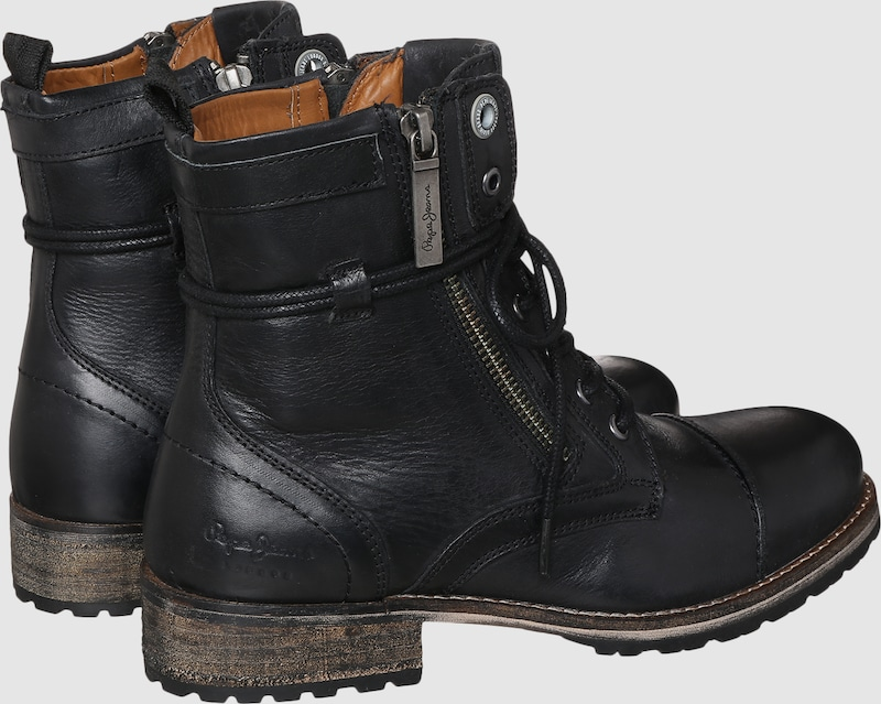 Pepe Jeans Ankle Boot Melting Zipper