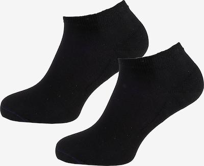 BIRKENSTOCK Chaussons en noir, Vue avec produit