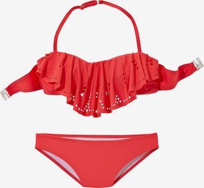 BUFFALO Bandeau-Bikini in rot, Produktansicht