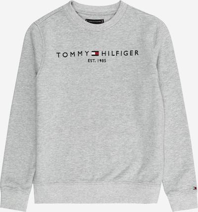 TOMMY HILFIGER Sweatshirt in hellgrau, Produktansicht