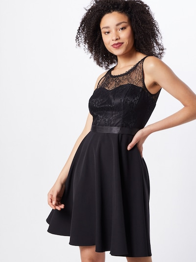 Vm Vera Mont Kleid In Schwarz About You