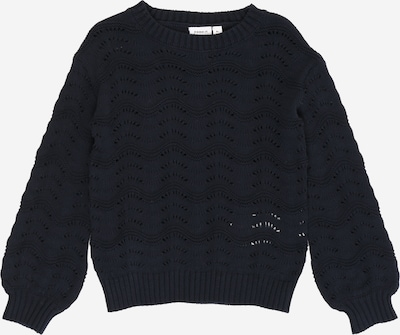 NAME IT Pullover 'Nisia' in nachtblau, Produktansicht
