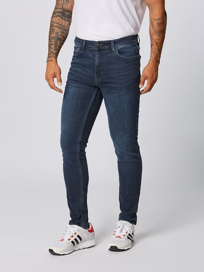 BLEND Jeans 'Echo Skinny Multiflex' in blue denim, Modelansicht