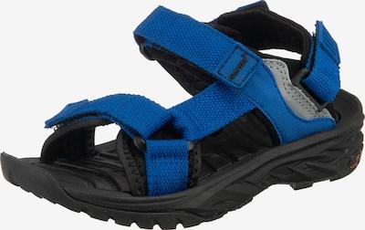 HI-TEC Outdoorsandalen ULA RAFT JR in blau / schwarz, Produktansicht