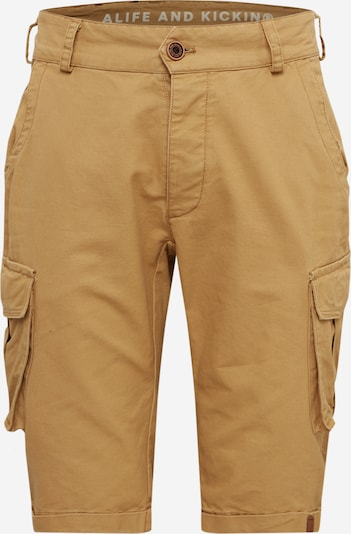 Alife and Kickin Shorts ' Philippe ' in camel, Produktansicht