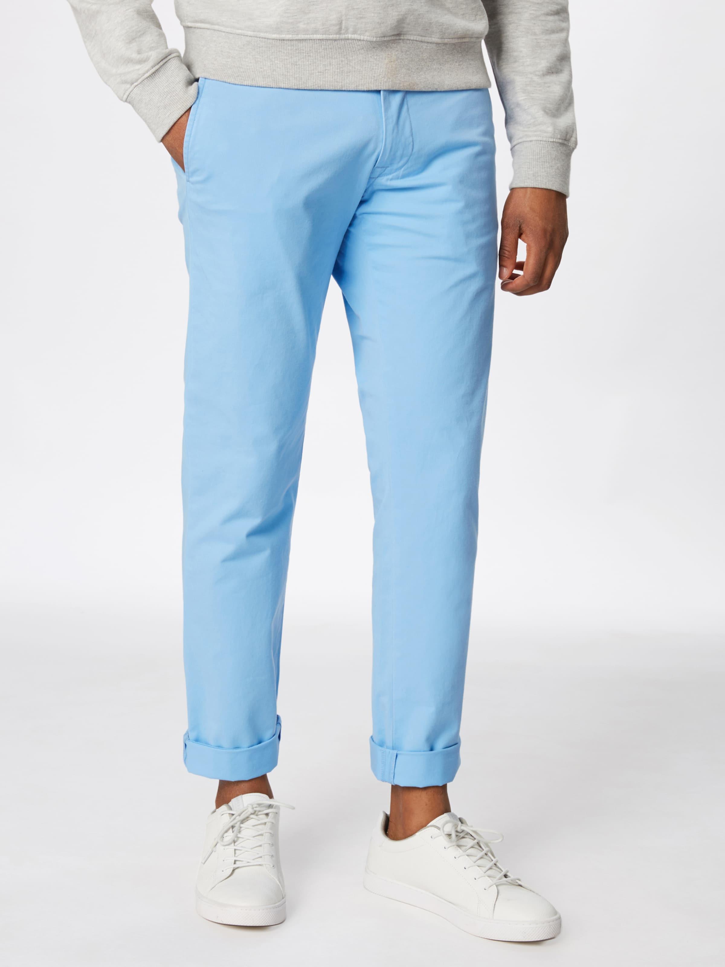 Polo En Ralph Chino Lauren Clair 'bedford' Pantalon Bleu dCWxoBQre