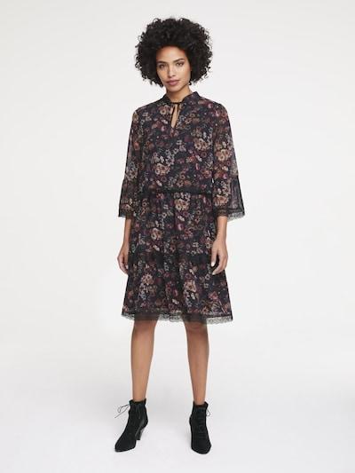 heine Letní šaty - mix barev / černý melír, Model/ka