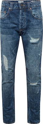 Only & Sons Jeansy 'onsCARROT D. BLUE DESTROY 6608 EXP'