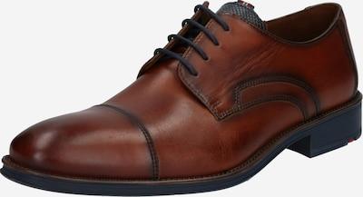 LLOYD Čevlji na vezalke 'Griffin' | rjasto rjava barva, Prikaz izdelka