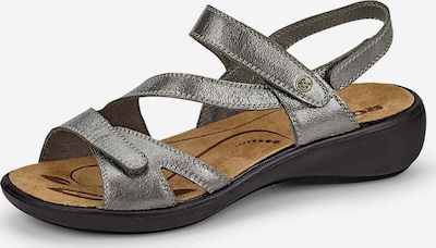 ROMIKA Sandalen in silbergrau, Produktansicht