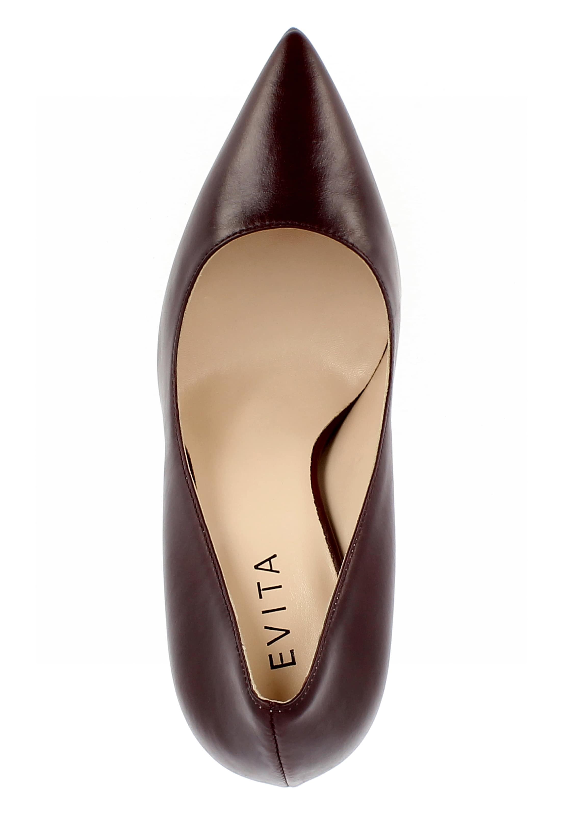 Bordeaux Evita Evita 'alina' In Evita Pumps Pumps 'alina' 'alina' Bordeaux Pumps In Nym0wPnOv8