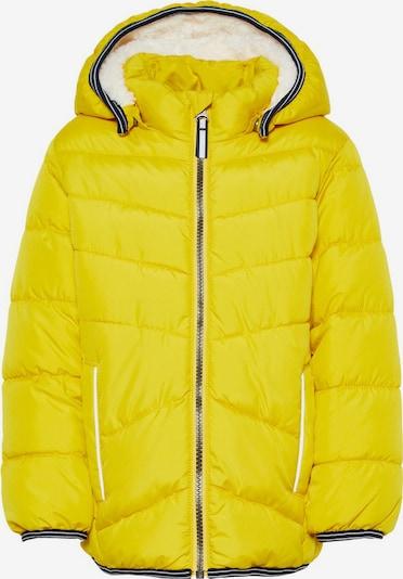 NAME IT Jacke in gelb, Produktansicht