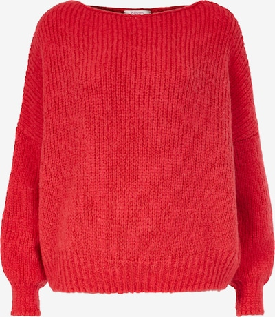 BLOOM Trui in de kleur Rood, Productweergave