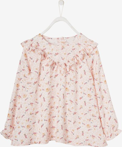 VERTBAUDET Bluse in rosa, Produktansicht