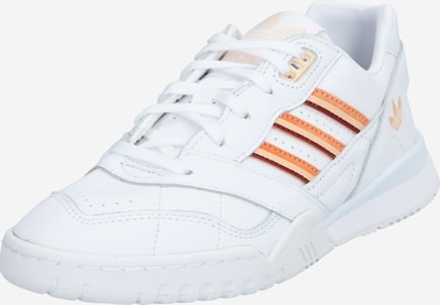 ADIDAS ORIGINALS Sneaker 'A.R. TRAINER W' in orange / weiß, Produktansicht