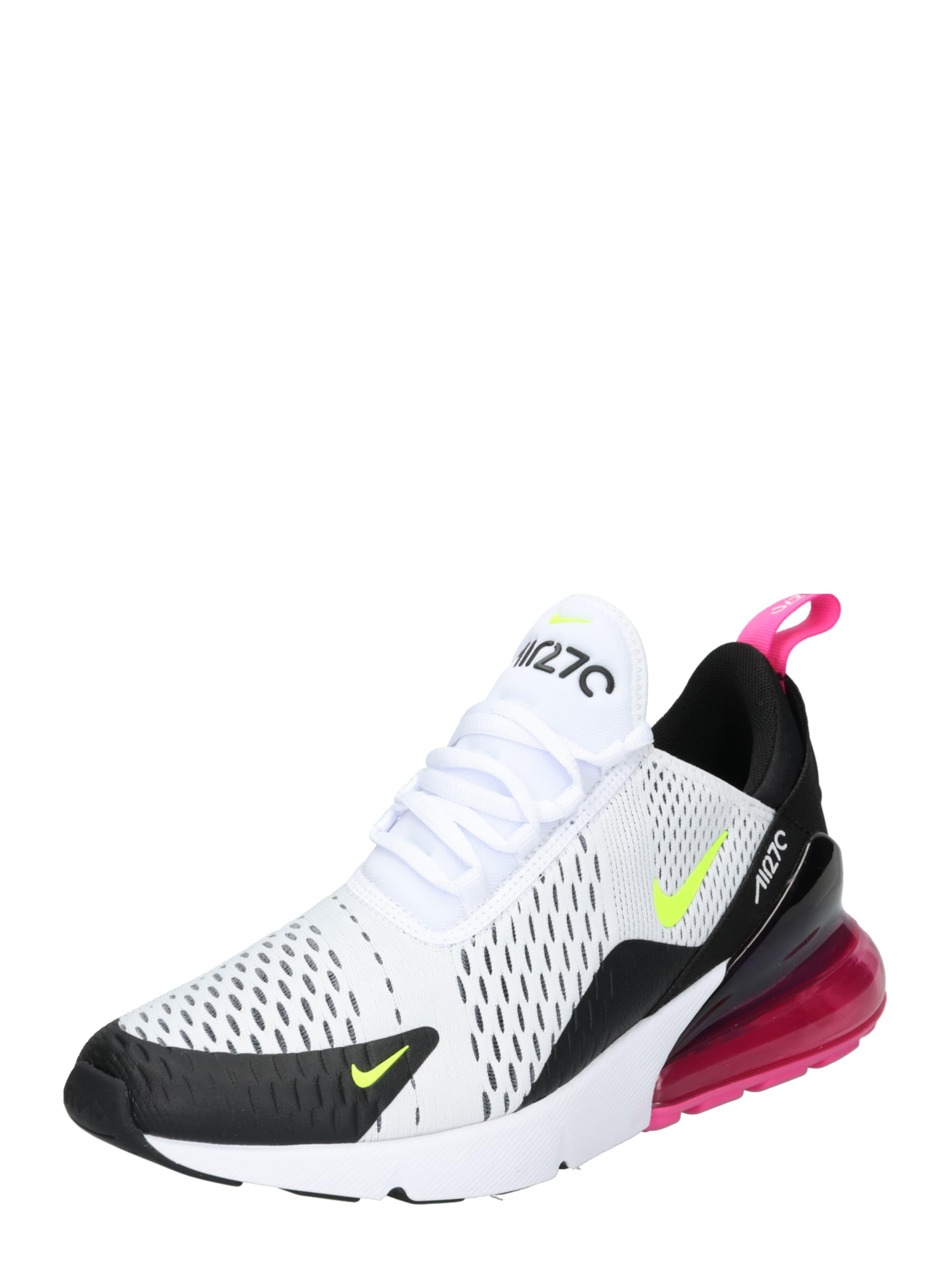 In Sneaker Max Weiß FuchsiaSchwarz Sportswear 270' Nike 'air IHE9D2