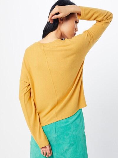 VERO MODA Sweter w kolorze złoty żółtym: Widok od tyłu