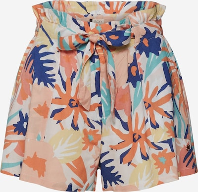 Pantaloni 'SOUTHSIDEPRNT' ROXY pe culori mixte / portocaliu, Vizualizare produs