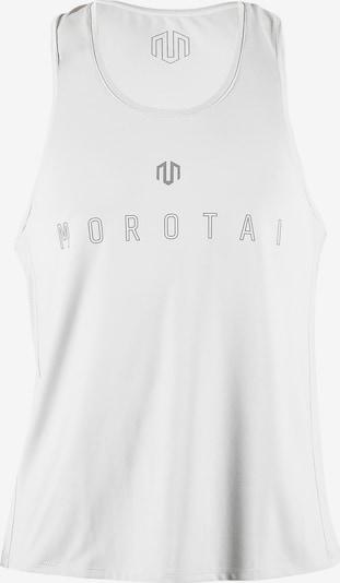 MOROTAI T-Shirt 'Active UT' in hellgrau, Produktansicht