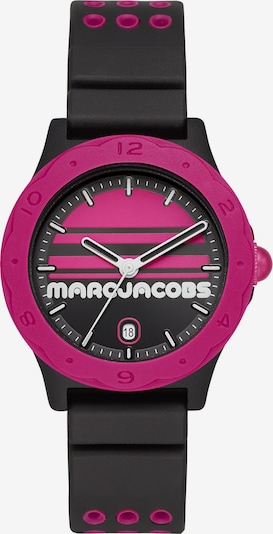 Marc Jacobs Uhr 'Mj1652' in dunkelpink / schwarz, Produktansicht