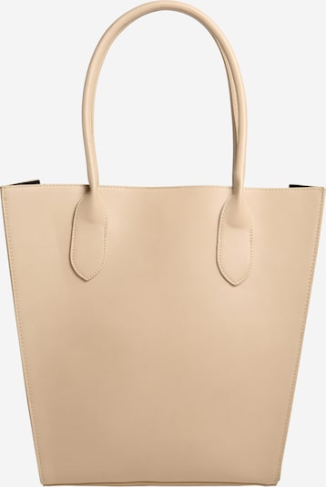 PIECES Shopper 'Milian' in de kleur Beige, Productweergave