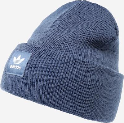 ADIDAS ORIGINALS Mütze  'AC CUFF' in dunkelblau / weiß, Produktansicht