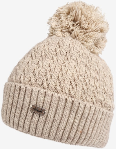 chillouts Beanie 'Estephania' in Light beige, Item view