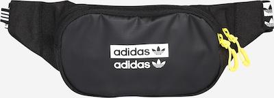 ADIDAS ORIGINALS Pojasna torbica u crna / bijela, Pregled proizvoda
