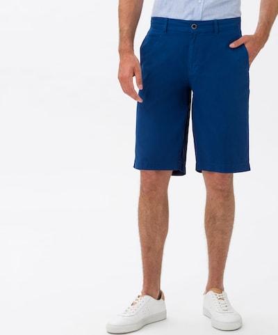 BRAX Панталон Chino 'Bari' в индиго, Преглед на модела