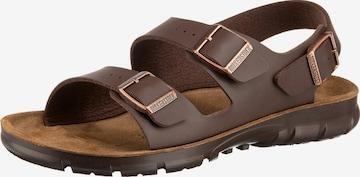 Sandales 'Kano' BIRKENSTOCK en marron