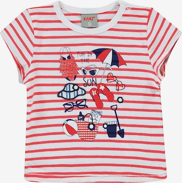 KANZ T-Shirt in Rot