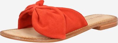 VERO MODA Pantolette 'VMMALEANIE' in rot, Produktansicht